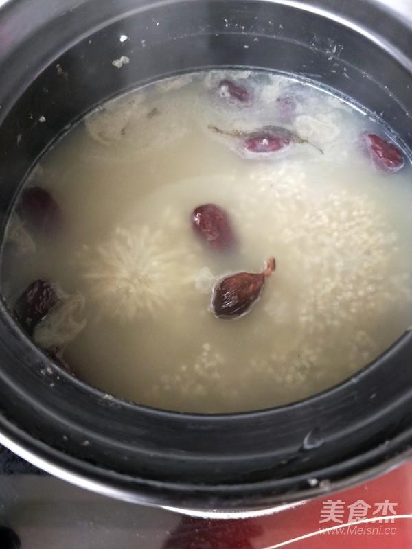 草果双米粥怎么做