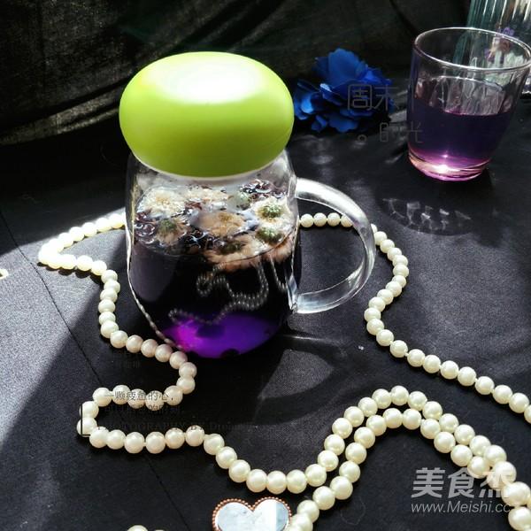 赏心悦目一杯----黑枸杞菊花茶的做法大全