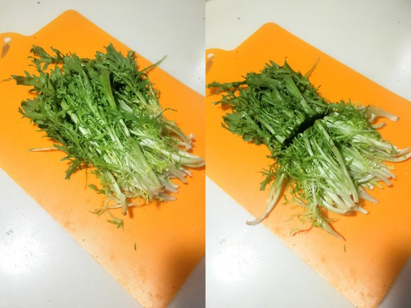 花环沙拉怎么吃