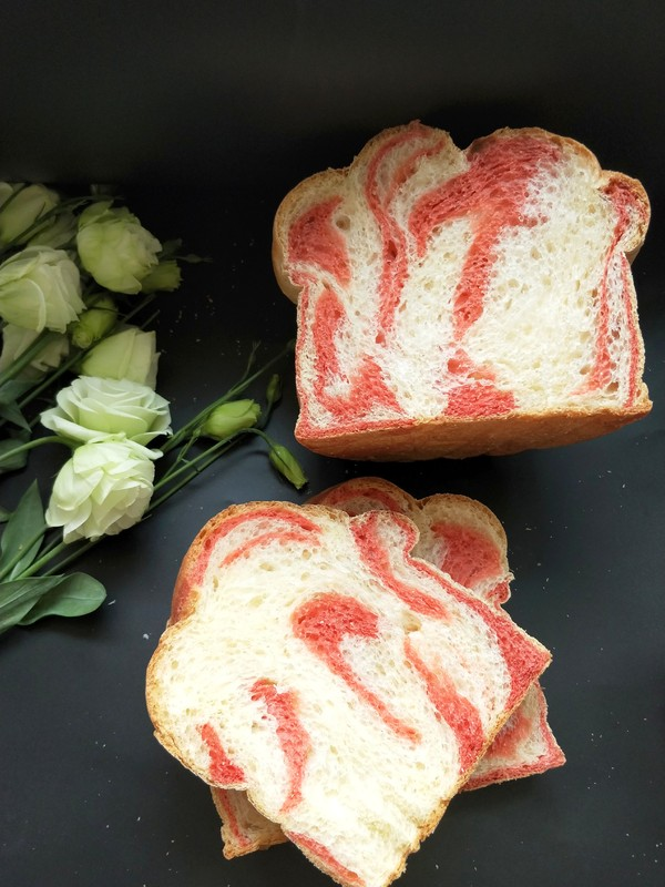 花式面包的做法图解