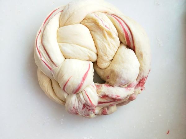 花式面包的制作