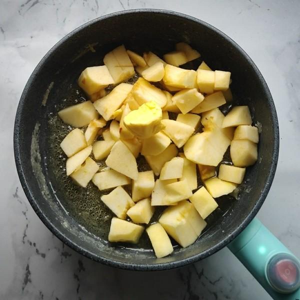 焦糖苹果派怎样炖