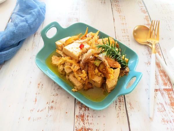 银鱼鸡蛋煨豆腐的做法大全