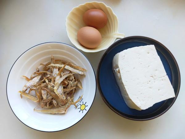 银鱼鸡蛋煨豆腐的家常做法