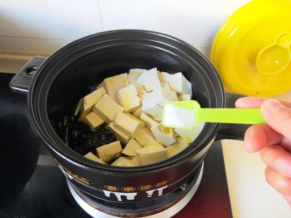 银鱼鸡蛋煨豆腐怎么吃