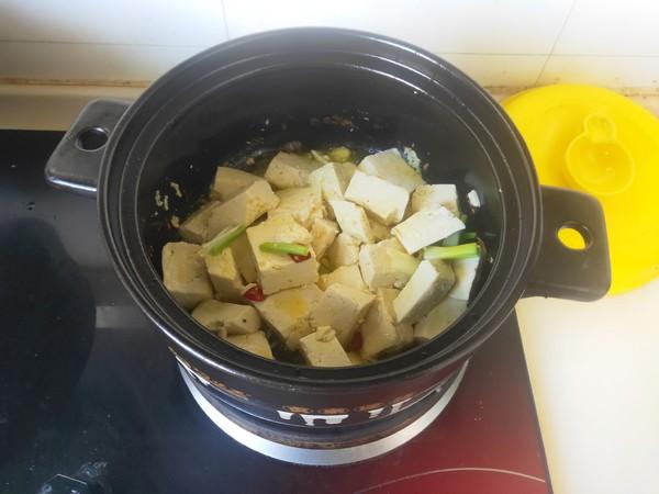 银鱼鸡蛋煨豆腐怎么炒