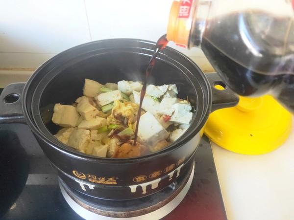 银鱼鸡蛋煨豆腐怎样煸