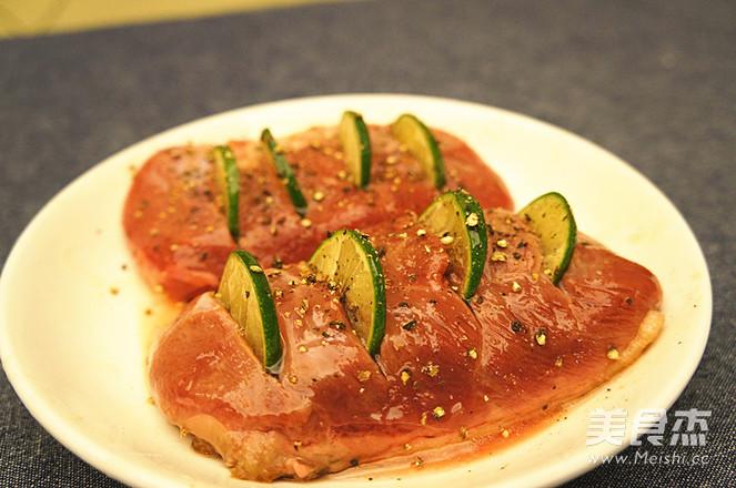 蜜香青柠鸭胸肉的简单做法