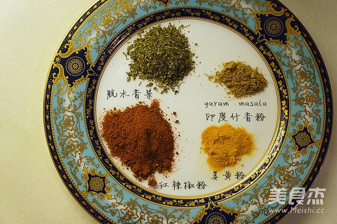 南印度风味咖喱鸡的做法图解