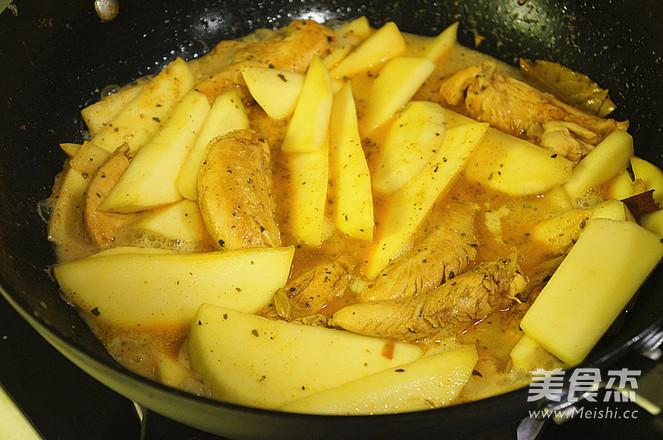 南印度风味咖喱鸡的做法大全