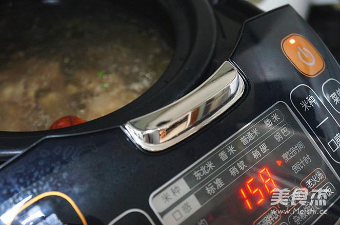 韩式牛尾汤怎么吃