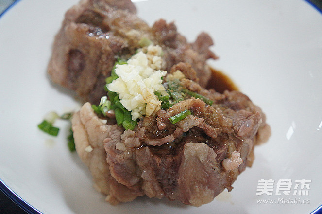 韩式牛尾汤的简单做法