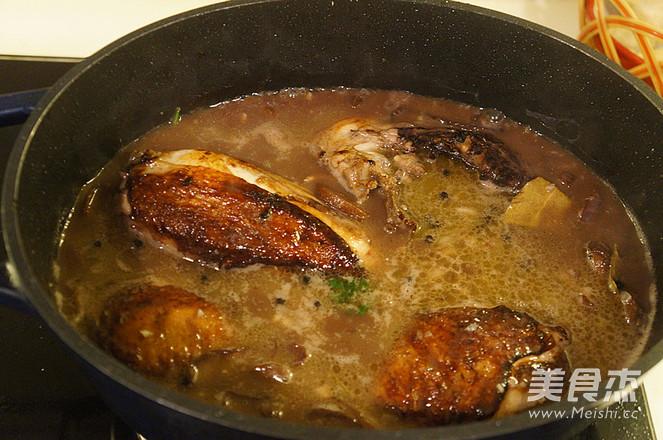 法式红酒煮鸡怎样做