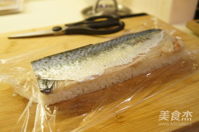 鲭鱼押寿司怎样炒