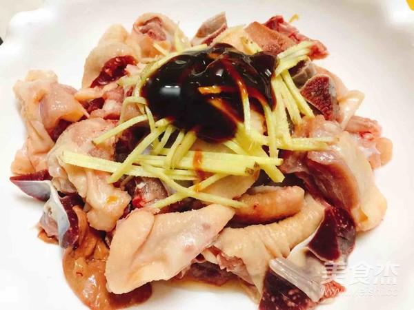 砂锅牛肝菌焖土鸡的做法图解