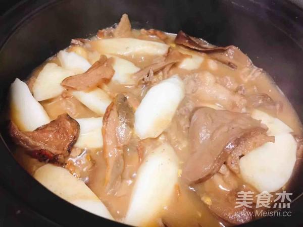砂锅牛肝菌焖土鸡怎么煮