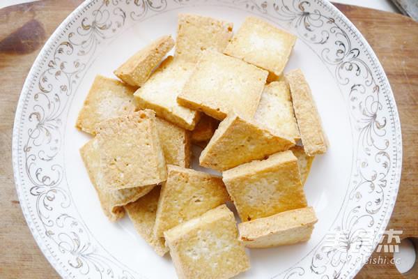 老干妈煎豆腐的家常做法