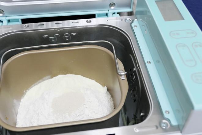 仿真土豆咖喱面包的简单做法