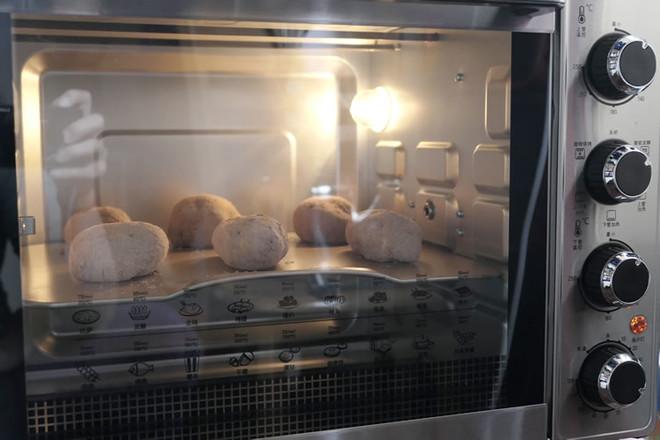 仿真土豆咖喱面包的做法大全