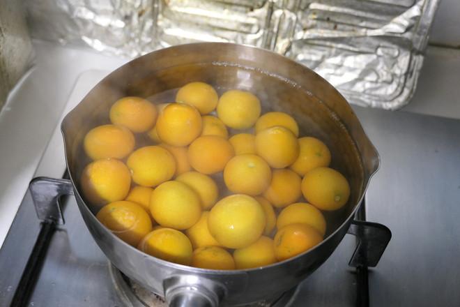 冰糖蜜金桔的家常做法
