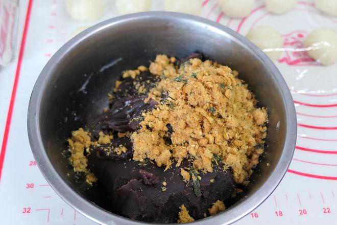 肉松蛋黄酥怎样煮