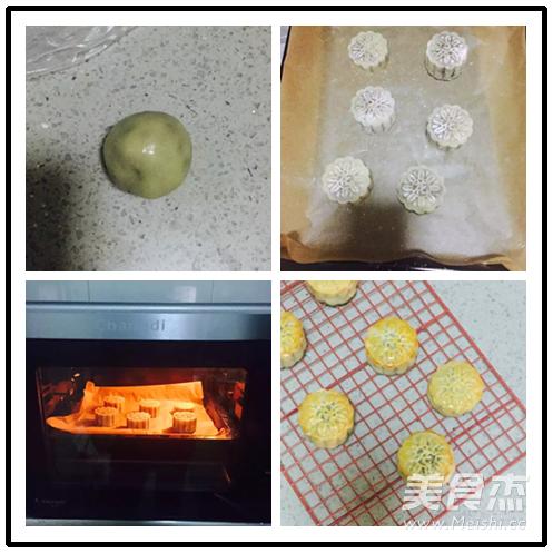 广式五仁月饼的家常做法
