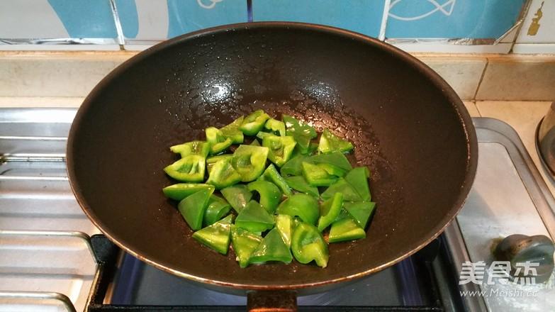青椒炒肉片怎么做