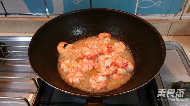 葱爆虾仁怎么煮