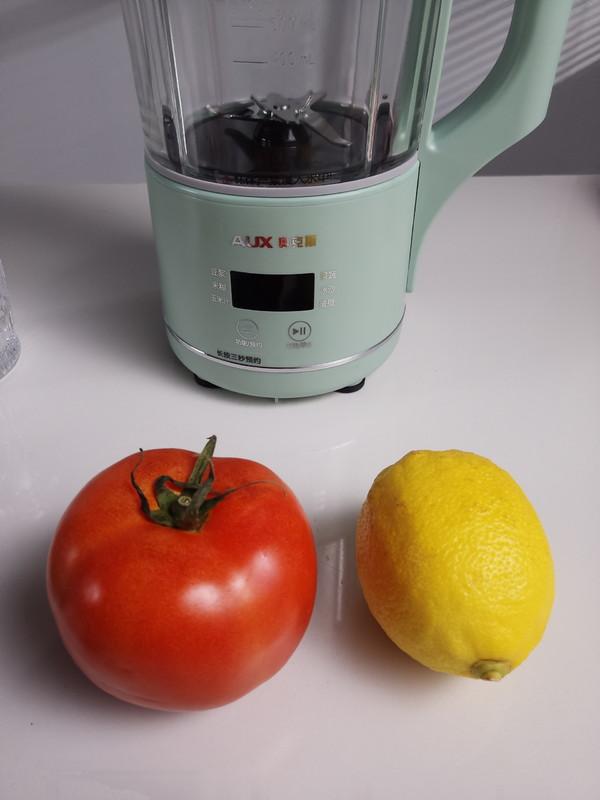 番茄柠檬汁的做法大全