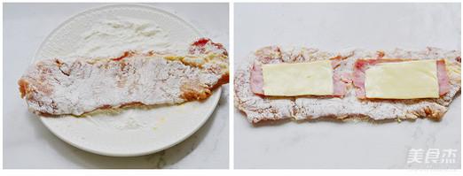 法式蓝带芝心猪排怎么吃