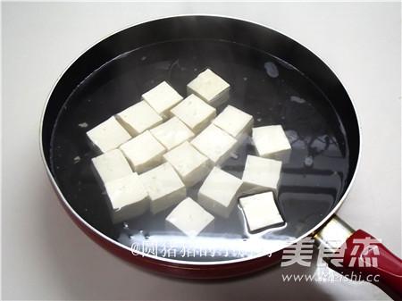 焦溜豆腐的家常做法