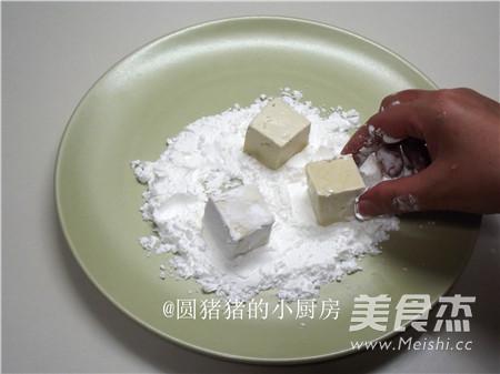 焦溜豆腐怎么做