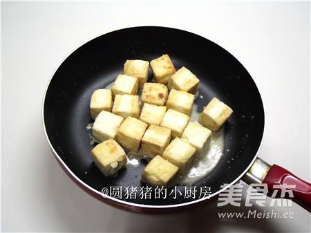 焦溜豆腐怎么炒