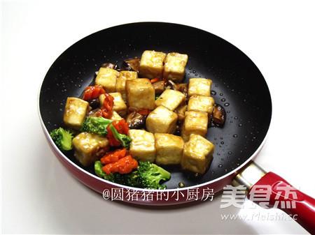 焦溜豆腐怎样炒