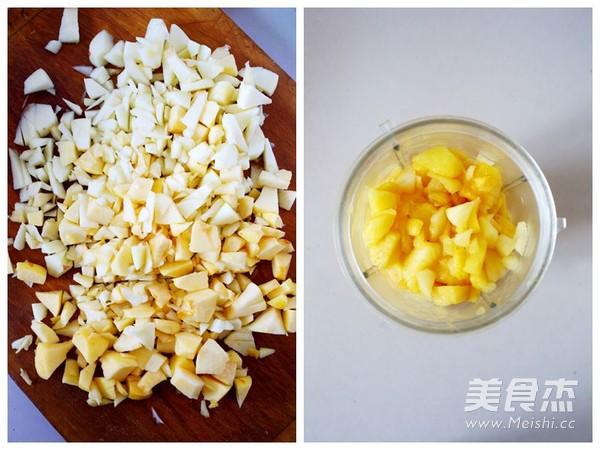 传统苹果派的做法图解