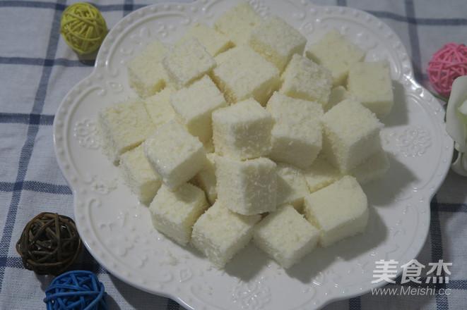 椰奶冻怎么吃