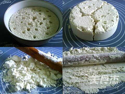 自制熟面粉的做法图解