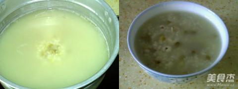 绿豆薏米粥的做法图解