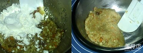 京式自来红月饼的家常做法