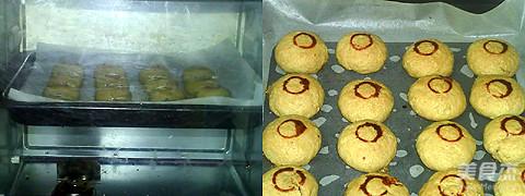 京式自来红月饼怎么炒