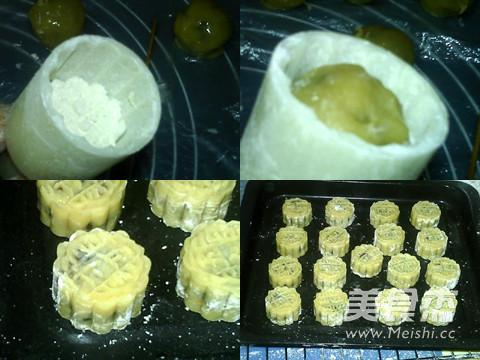 冬蓉五仁月饼的简单做法