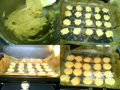 花生酱酥饼的家常做法