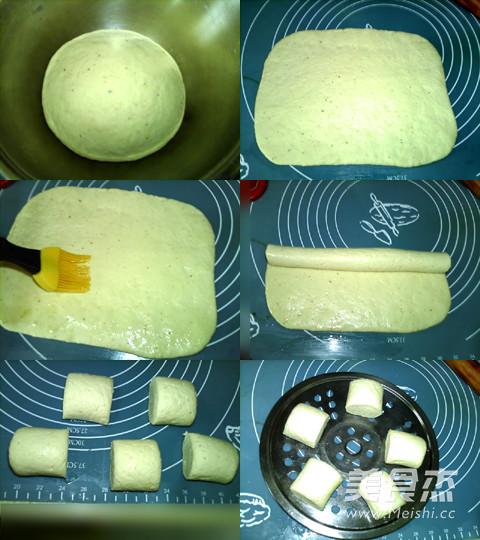 豆渣馒头卷的家常做法