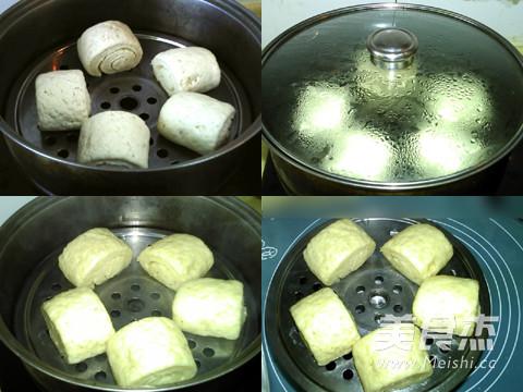 豆渣馒头卷的简单做法