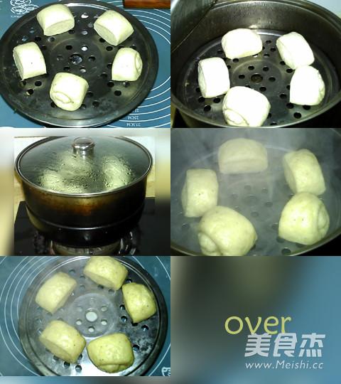 刀切豆渣馒头的简单做法