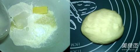 抹茶红豆面包的家常做法