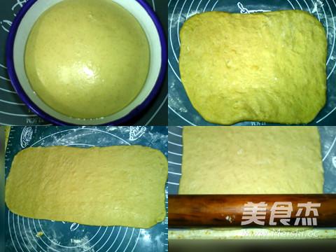 桂皮面包卷的简单做法