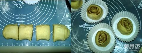 桂皮面包卷怎么做