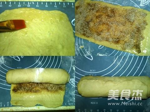 桂皮面包卷怎么吃