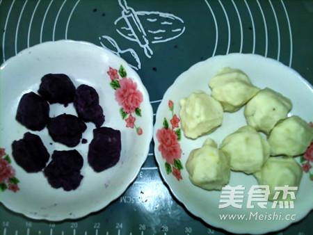 蜂蜜紫薯山药糕怎样煮